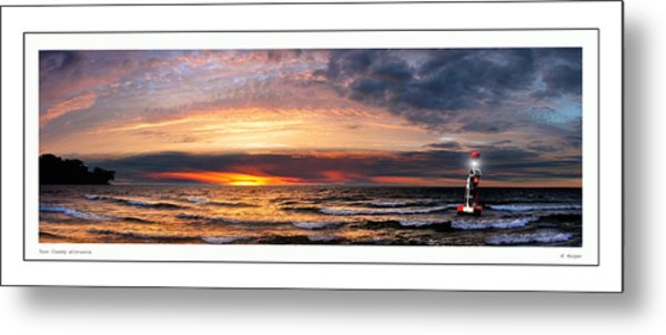 Glory In My Lenses Metal Print