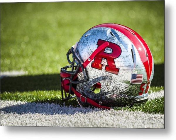 Go Rutgers Metal Print