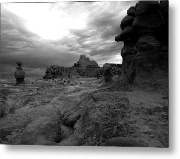 Goblin Depth Metal Print