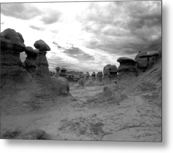 Goblin Path Metal Print