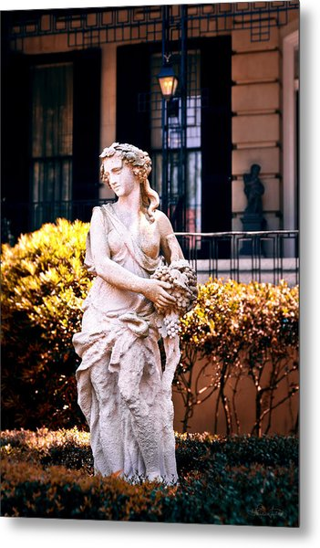 Goddess Of The South Metal Print