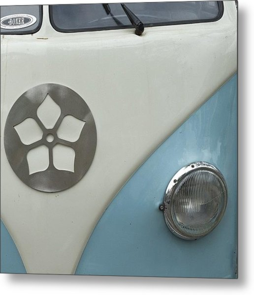 Going #abstract If Only A Little  #vw Metal Print