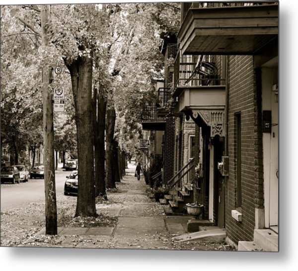 Going Home Metal Print by Jocelyne Choquette