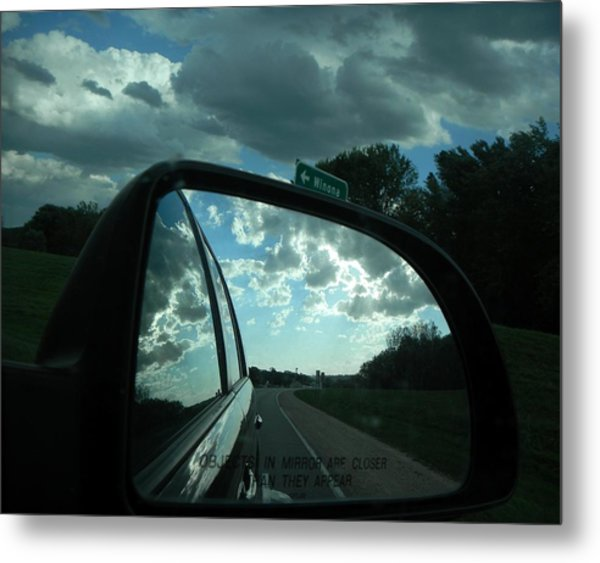 Going To Winona Metal Print
