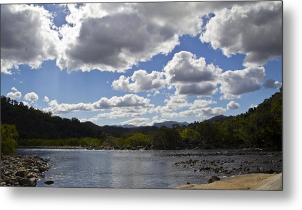 Goldsborough Valley Metal Print
