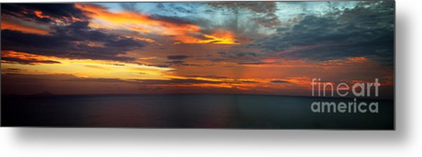 Good Morning Panama Metal Print