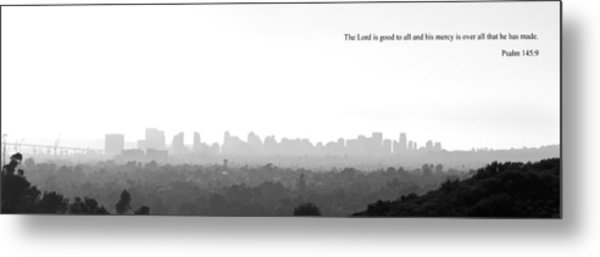 Good To All Metal Print by Andrew Kasten