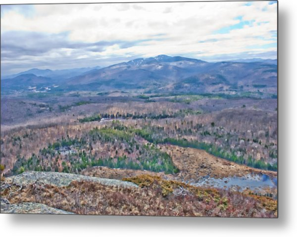 Gore Mountain North Creek Metal Print