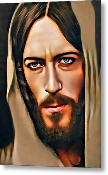 Got Jesus? Metal Print