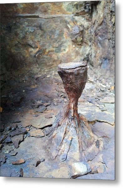 Grail Metal Print