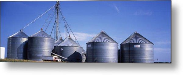 Grain Bin Metal Prints and Grain Bin Metal Art | Fine Art America