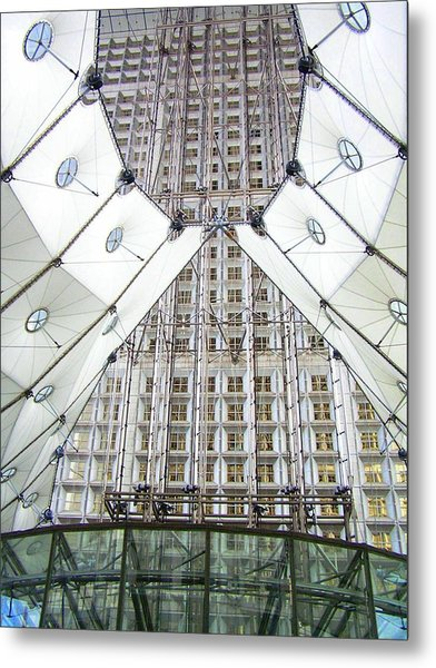 Grand Arche  Metal Print
