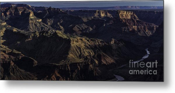 Grand Canyon 11 Metal Print by Richard Mason