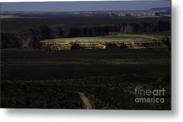 Grand Canyon 12 Metal Print by Richard Mason