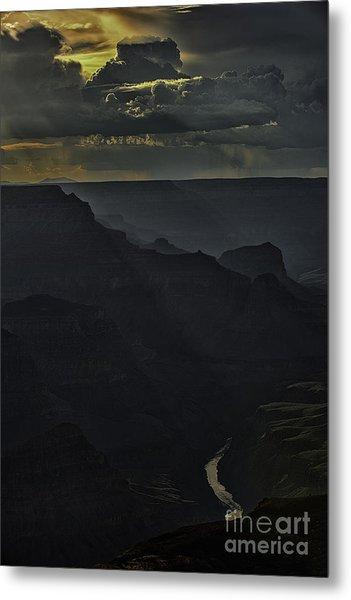 Grand Canyon 8 Metal Print by Richard Mason