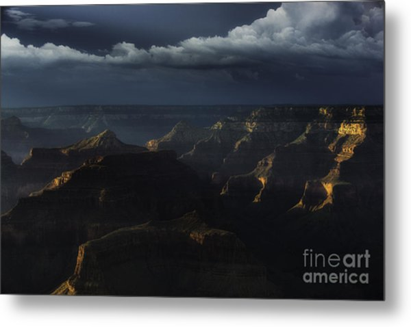 Grand Canyon 9 Metal Print by Richard Mason
