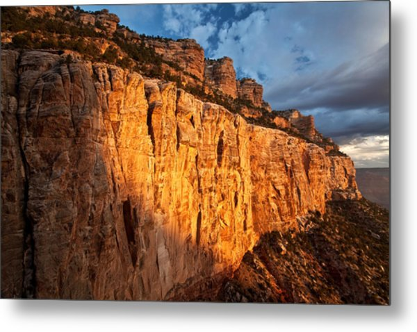 Grand Canyon Sunrise Metal Print by Kiril Kirkov