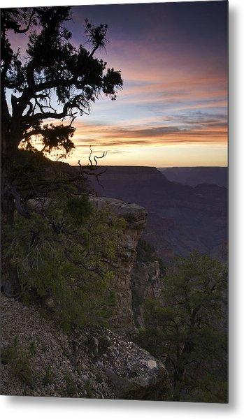 Grand Canyon Sunset 2 Metal Print