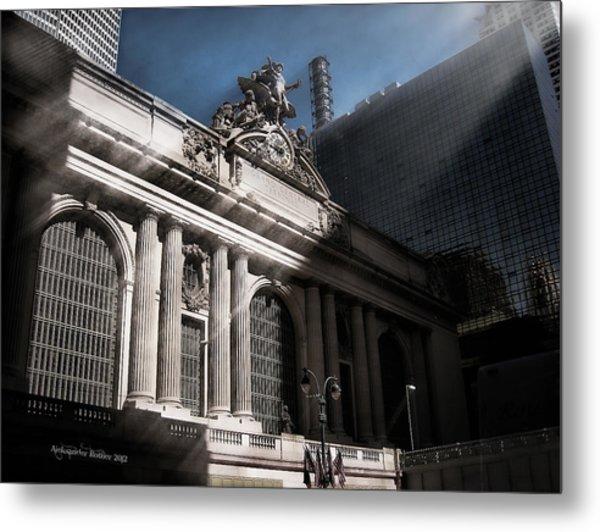 Grand Central #1 Metal Print