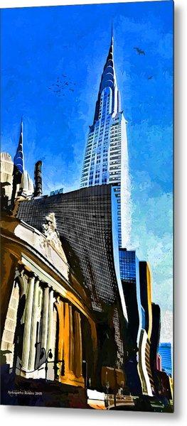 Grand Central #2 Metal Print