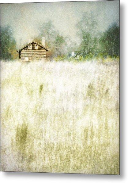 Grasslands Metal Print