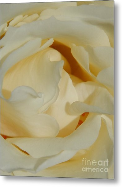 Grave Beauty Metal Print