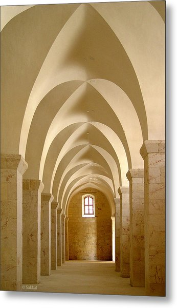 Great Mosque Of Aleppo Metal Print