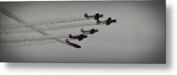 Greenwood Lake Airshow Northeast Raiders Metal Print