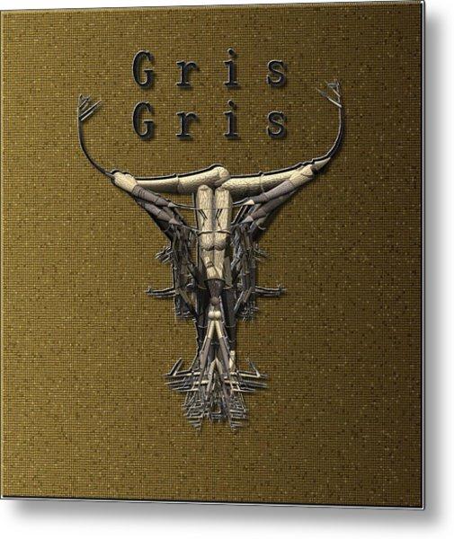 Gris Gris Metal Print
