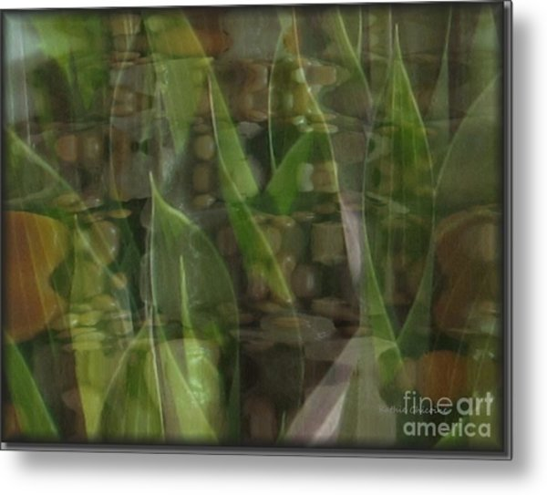 Growing Season Metal Print