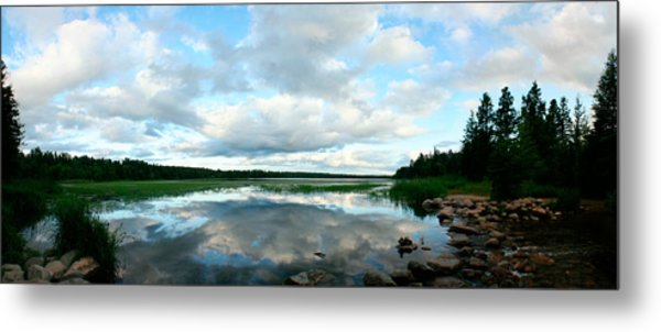 Guardians Of The Mighty Mississippi Metal Print