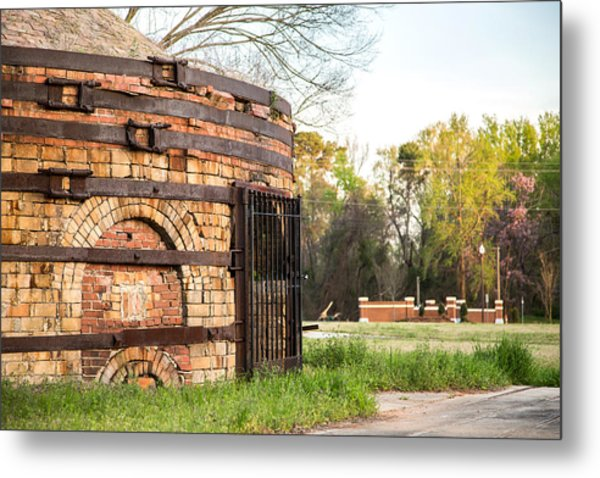 Guignard Brick Works-1 Metal Print