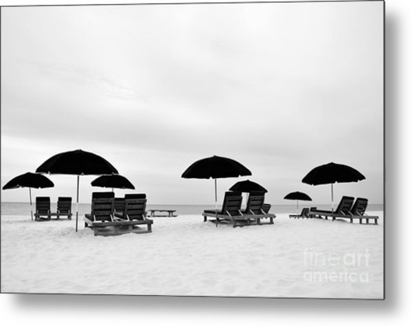 Gulf Shores Alabama Metal Print