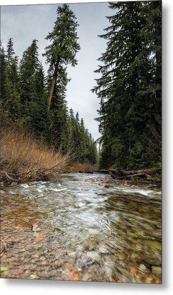 Hackleman Creek  Metal Print