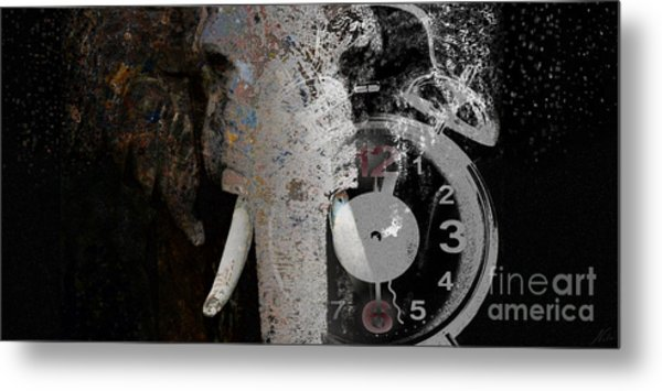 Half Past Extinction Metal Print