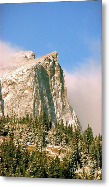 Hallet Peak Sunrise Metal Print