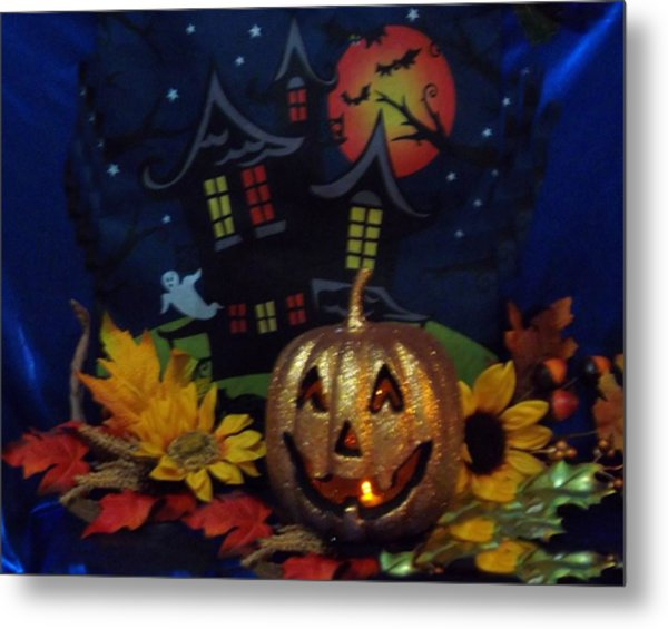 Halloween 2014 Metal Print by Rosalie Klidies