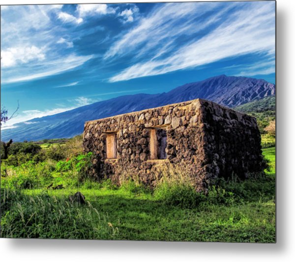 Hana Church 6 Metal Print