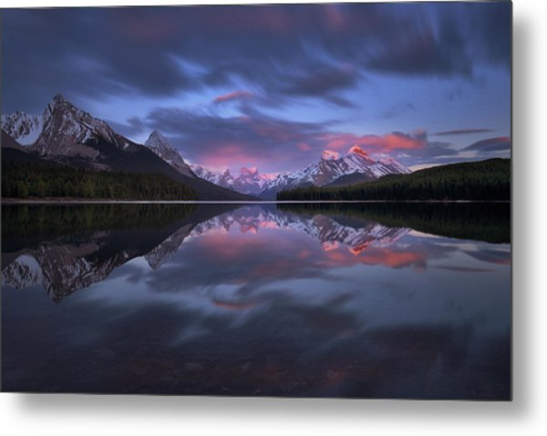 Happy Maligne Day 2 Metal Print