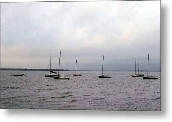 Harbor Metal Print