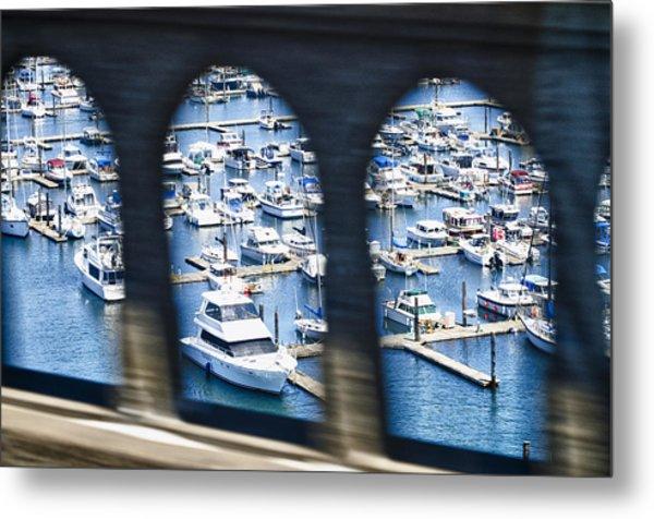 Harbour Bridge Metal Print