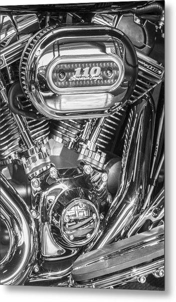 Harley Davidson 110 Metal Print