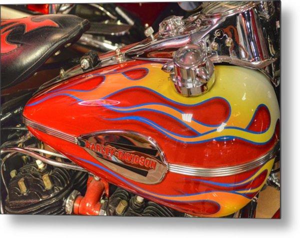 Harley-davidson  Metal Print