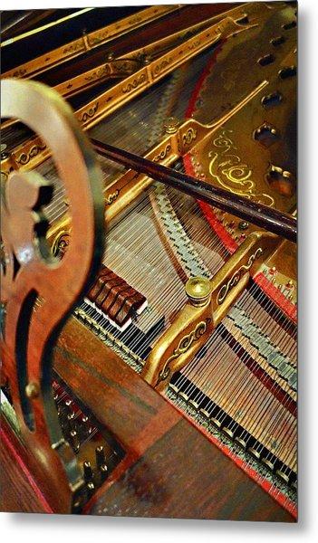 Harpsichord  Metal Print