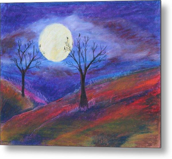 Harvest Moon 3 Metal Print