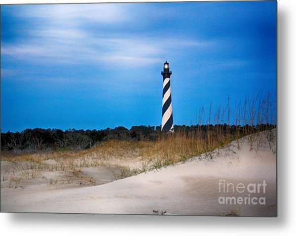 Hatteras Morning Light Metal Print