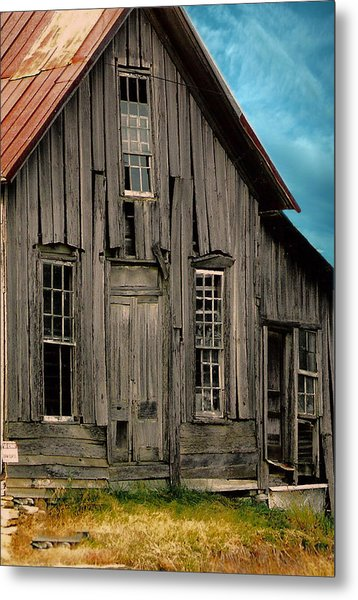 Shack Of Elora Tn  Metal Print