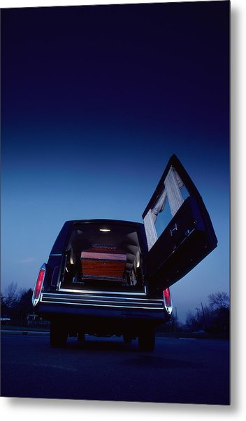 View From A Hearse