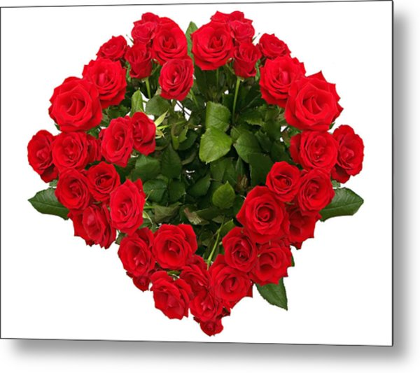 Heart Shaped Bouquet Photograph by Roman Milert