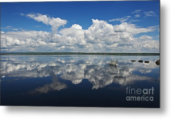 Heaven On Earth... Metal Print